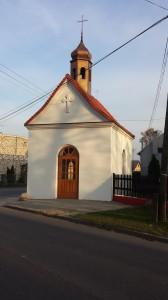 Kapliczka pw. św. Jana i Pawła