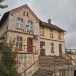 Stary budynek dworca PKP