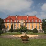 Pałac z 1903-1909  w Kochcicach