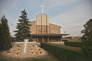 Kościół pw. Stanisława Biskupa Męczennika z 1981r.