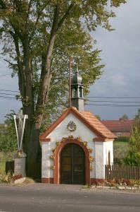 Kapliczka pw. NMP z 1887r.