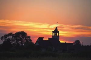 Kaplica pw. Miłosierdzia Bożego w Lubockach