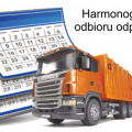 featured image Harmonogram odbioru odpadów od października 2017r.
