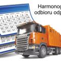 featured image Harmonogram odbioru odpadów od lipca 2017r.