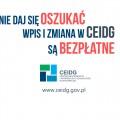 featured image CEIDG – KOMUNIKAT MINISTERSTWA ROZWOJU