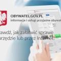 """featured image Uruchomienie nowej usługi """"Dopisz się do spisu wyborców"""""""
