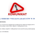 featured image Komunikat PSZOK