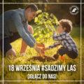 featured image Dołącz do akcji #sadziMY