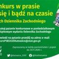 """featured image """"Konkurs w prasie – spisz się i bądź na czasie"""""""
