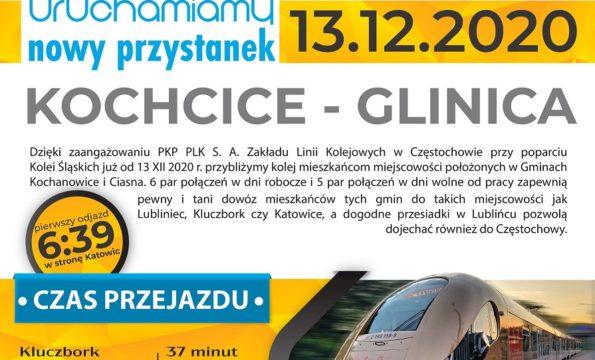 przystanek Kochcice-Glinica